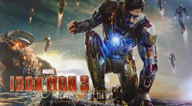 Crítica de Iron Man 3 de Shane Black (Marvel Cinematic Universe 7)