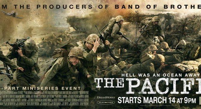 Crítica de The Pacific (HBO)