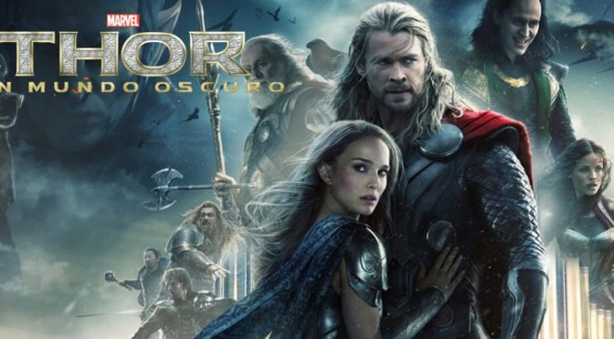 Crítica de Thor: El mundo oscuro de Alan Taylor (Marvel Cinematic Universe 8)