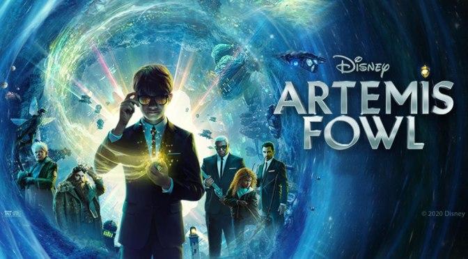 Crítica de Artemis Fowl de Kenneth Branagh (Disney+)