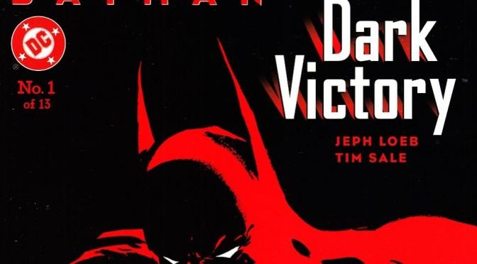 Crítica de Batman: Dark Victory, de Jeph Loeb y Tim Sale
