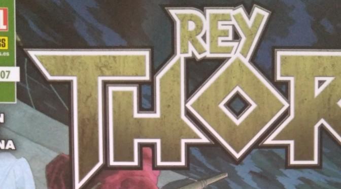 Crítica de Rey Thor 4 de Jason Aaron y Esad Ribic (Marvel Comics – Panini)