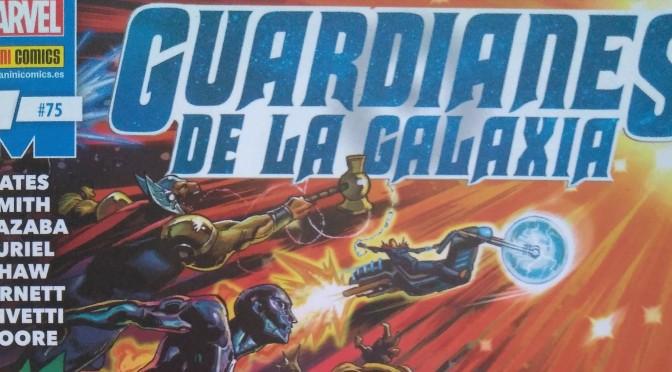 Crítica de Guardianes de la Galaxia 12 de Donny Cates y Cory Smith (Marvel Comics – Panini)