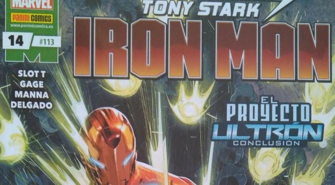 Crítica de Tony Stark: Iron Man 14, de Christos Gage, Dan Slott y Francesco Manna (Marvel Comics – Panini)