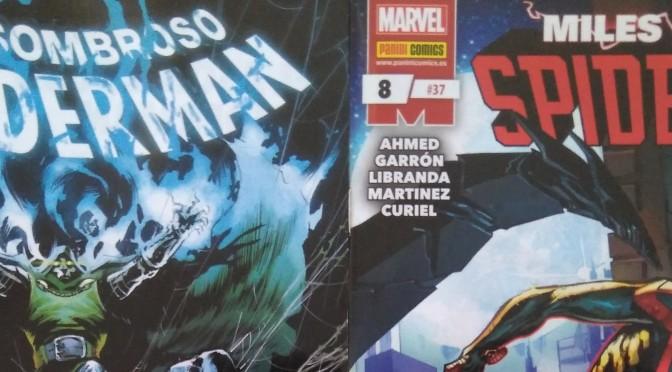 Crítica de Asombroso Spiderman 15 y Miles Morales: Spiderman 8 (Marvel Comics – Panini)