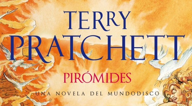 Crítica de Pirómides de Terry Pratchett (MundoDisco 7)