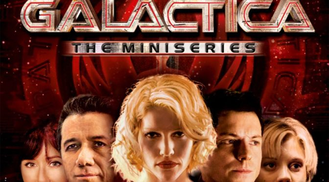 Crítica de Battlestar Galactica: The miniseries (Prime Video)