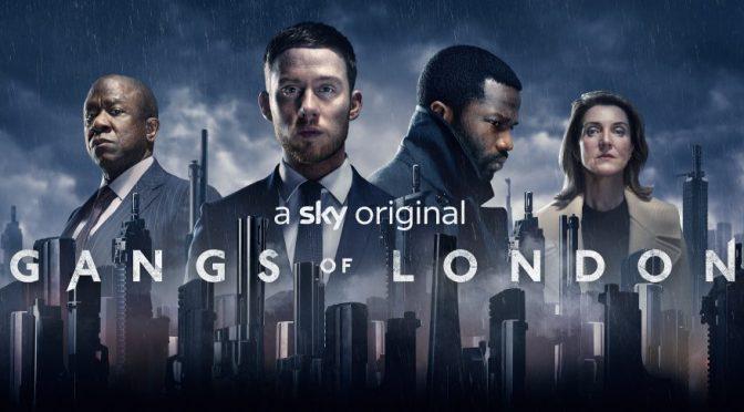 Crítica de Gangs of London temporada 1, de Gareth Evans