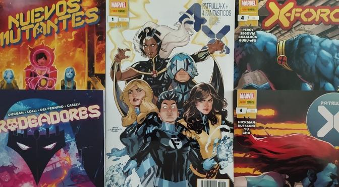 Crítica de Amanecer de X mes 4 (Marvel Comics – Panini)