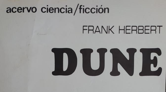 Crítica de Dune de Frank Herbert