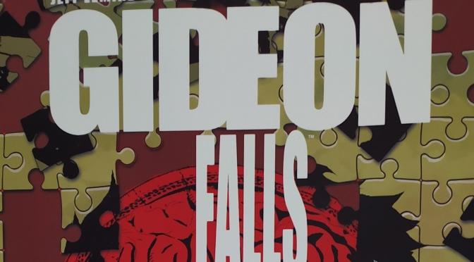 Crítica de Gideon Falls volume 4 de Jeff Lemire y Andrea Sorrentino
