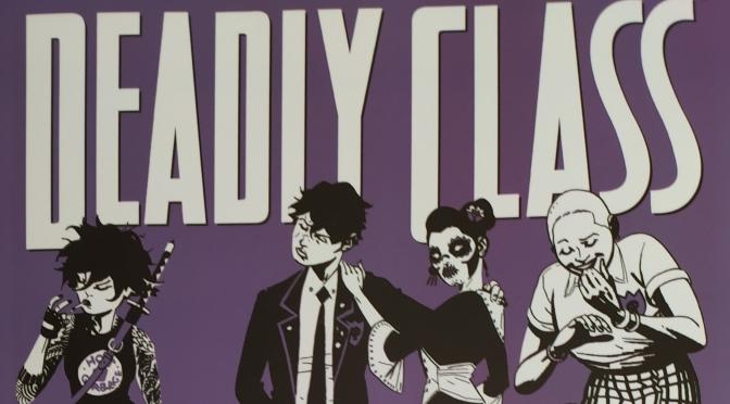 Crítica de Deadly Class volume 9 de Rick Remender y Wes Craig