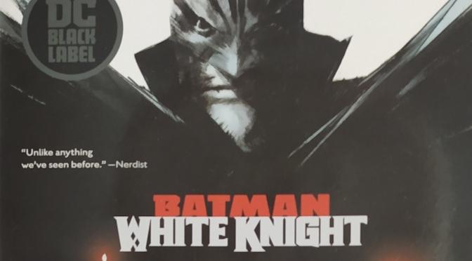 Crítica de Batman: Caballero Blanco de Sean Murphy
