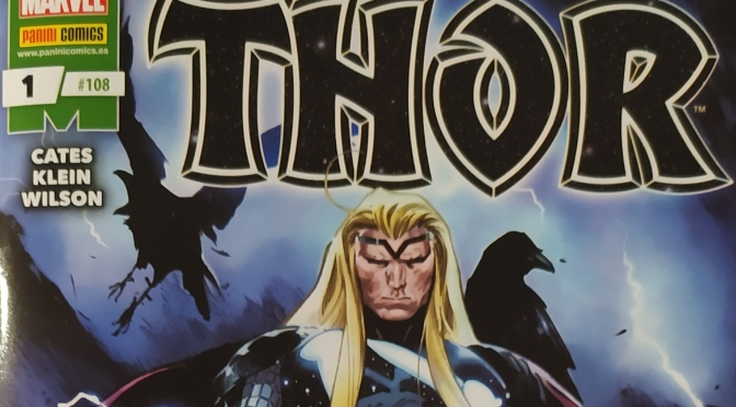 Crítica de Thor 1, de Donny Cates, Nick Klein y Matthew Wilson (Marvel Comics)
