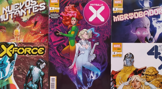 Crítica de Amanecer de X mes 5 (reinicio mutante de Marvel Comics)