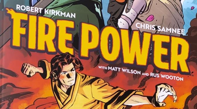 Crítica de Fire Power volume 1: Prelude de Robert Kirkman y Chris Samnee