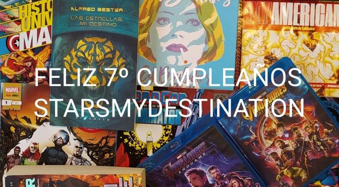 Feliz 7º Cumpleaños, Starsmydestination