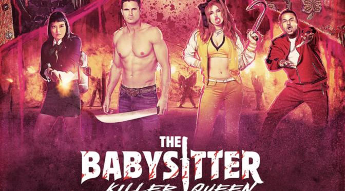 Crítica de The Babysitter: Killer Queen de McG (NETFLIX)