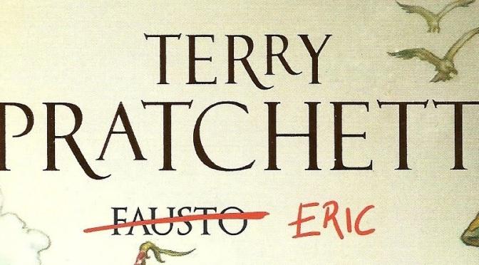 Crítica de Eric de Terry Pratchett (Mundodisco 9)
