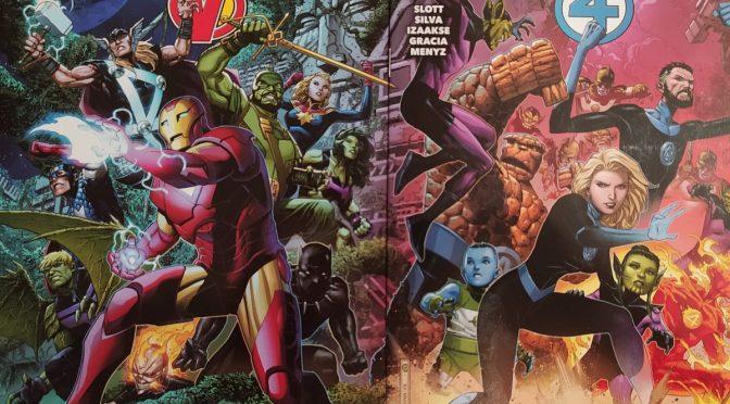 Imperio 0A y 0B de Al Ewing, Dan Slott, Pepe Larraz y R. B. Silva (Marvel Comics)