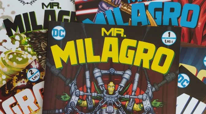 Crítica de Mr. Milagro de Tom King y Mitch Gerads (DC Comics)