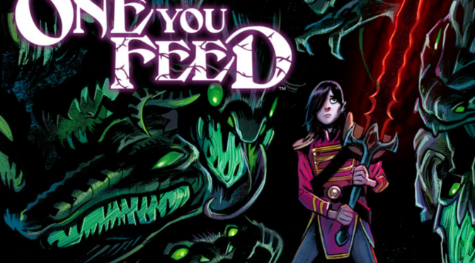 Crítica de The One You Feed de Donny Cates y Dylan Burnett (Panel Syndicate)