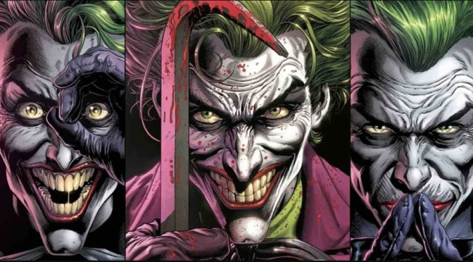 Crítica de Batman: Three Jokers de Geoff Johns y Jason Fabok (DC Comics – Black Label)
