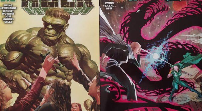 Crítica de El Inmortal Hulk 24 y Guardianes de la Galaxia 5 de Al Ewing, Joe Bennett, Mike Hawthorne y Juann Cabal
