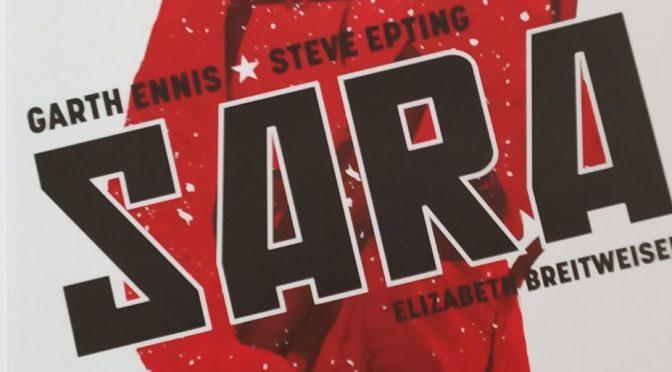 Crítica de Sara de Garth Ennis y Steve Epting (TKO – Panini)