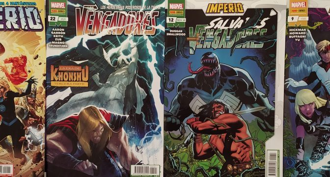 Crítica de Imperio mes 2 (Marvel Comics – Panini)