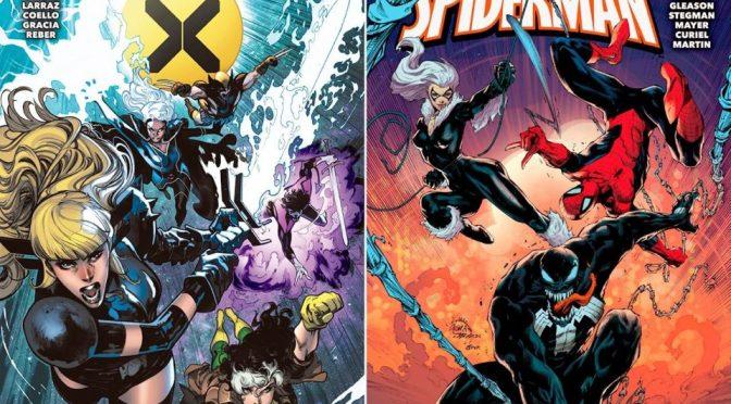 Panini estrena los comics Marvel del Día del Comic Gratis
