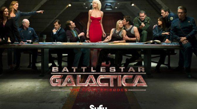 Crítica de Battlestar Galactica temporada 4 (Prime Video)