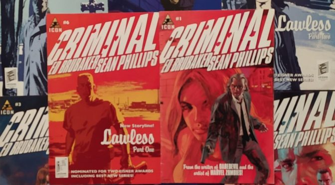 Crítica de Criminal vol. 1 de Ed Brubaker y Sean Phillips