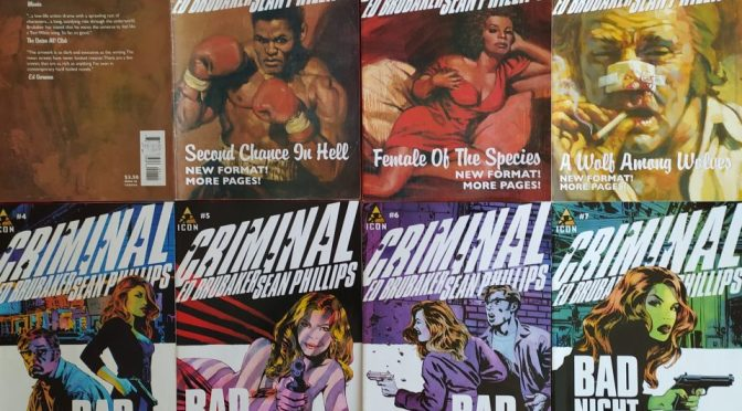 Crítica de Criminal vol. 2 de Ed Brubaker y Sean Phillips