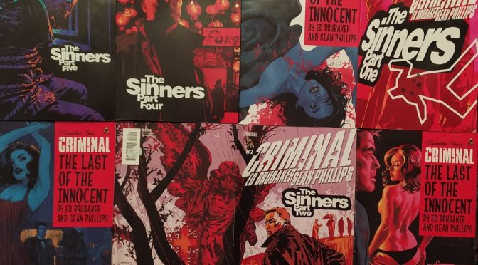 Crítica de Criminal: The Sinners y The Last Of The Innocent de Ed Brubaker y Sean Phillips
