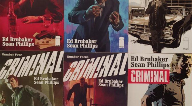 Criminal de Ed Brubaker y Sean Phillips: los comics de Image
