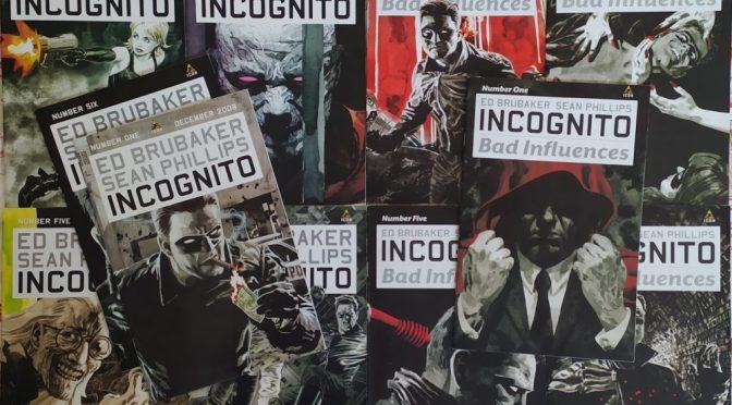 Crítica de Incognito Vols. 1 y 2 de Ed Brubaker y Sean Phillips