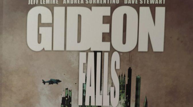 Crítica de Gideon Falls Vol. 5 de Jeff Lemire y Andrea Sorrentino