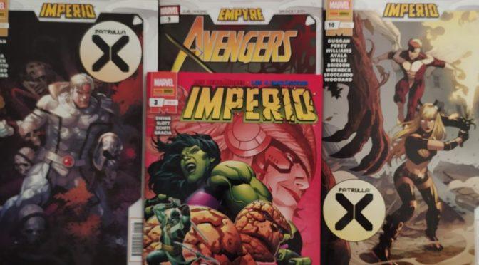 Crítica de Imperio mes 3 (Marvel Comics – Panini)