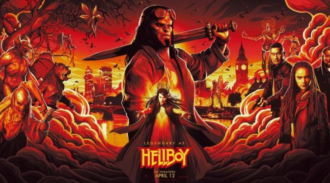 Crítica de Hellboy de Neil Marshall (Prime Video)