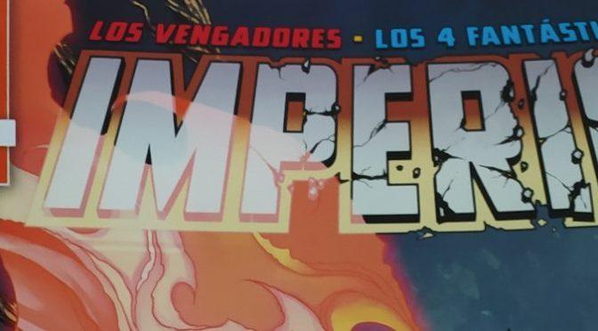 Crítica de Imperio 4 de Dan Slott, Al Ewing y Valerio Schiti (marvel Comics – Panini)