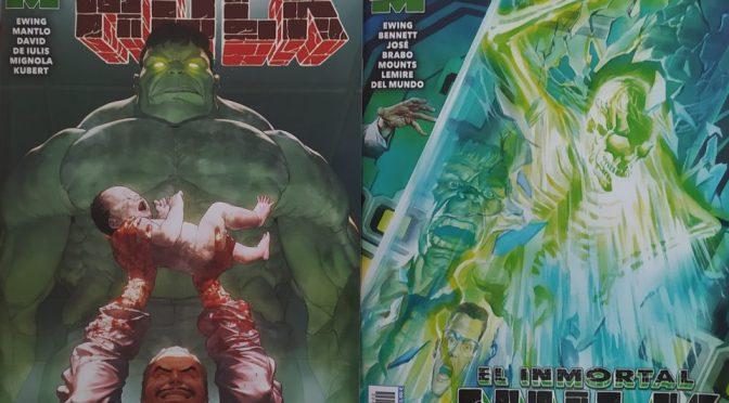 Crítica de El Inmortal Hulk 25 y 26 (Marvel Comics – Panini)