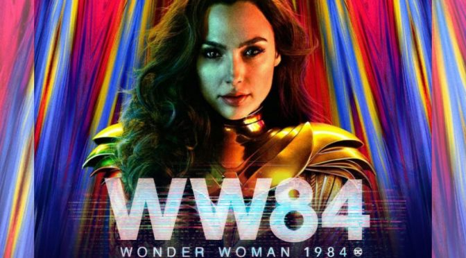 Crítica de Wonder Woman 1984 de Patty Jenkins