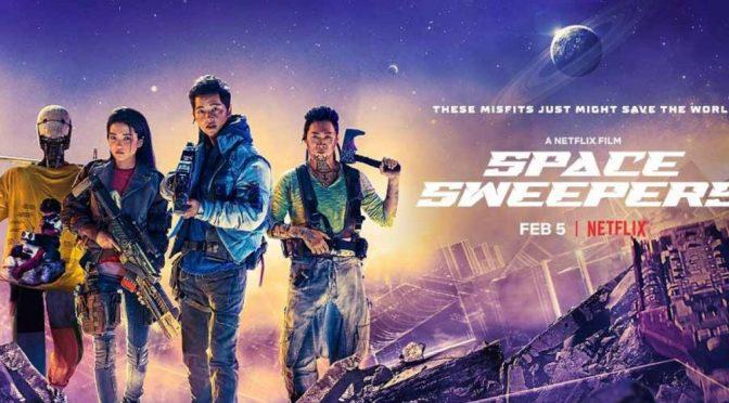 Crítica de Barrenderos Espaciales de Jo Sung-hee (Netflix)