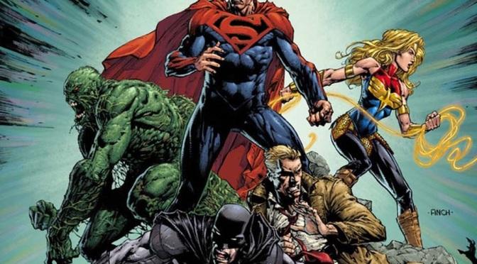 Crítica de Dcsos Planeta muerto 1 de Tom Taylor y Trevor Hairsine (DC Comics – Ecc Ediciones)