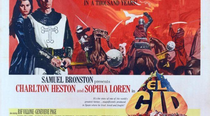 Crítica de El Cid de Anthony Mann (Clásico de 1961)