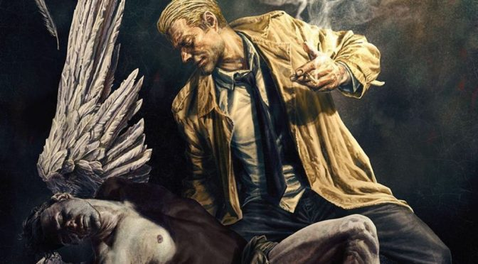 Crítica de Hellblazer: Rise and Fall de Tom Taylor y Darick Robertson (DC Black Label)