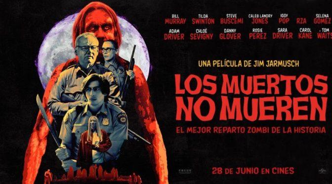 Crítica de Los muertos no mueren de Jim Jarmusch (Prime Video)