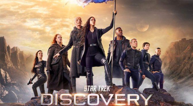 Crítica de Star Trek Discovery temporada 3 (Netflix)