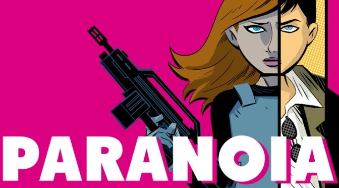 Crítica de Paranoia Killer 1, de Victor Santos (Panel Syndicate)